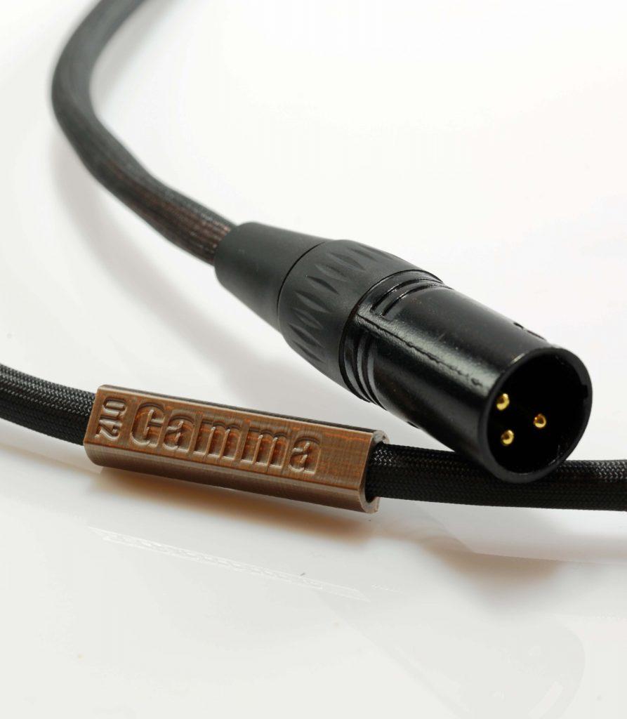 Gamma Numérique AES-EBU XLR Digital Odeion Cables (détail)