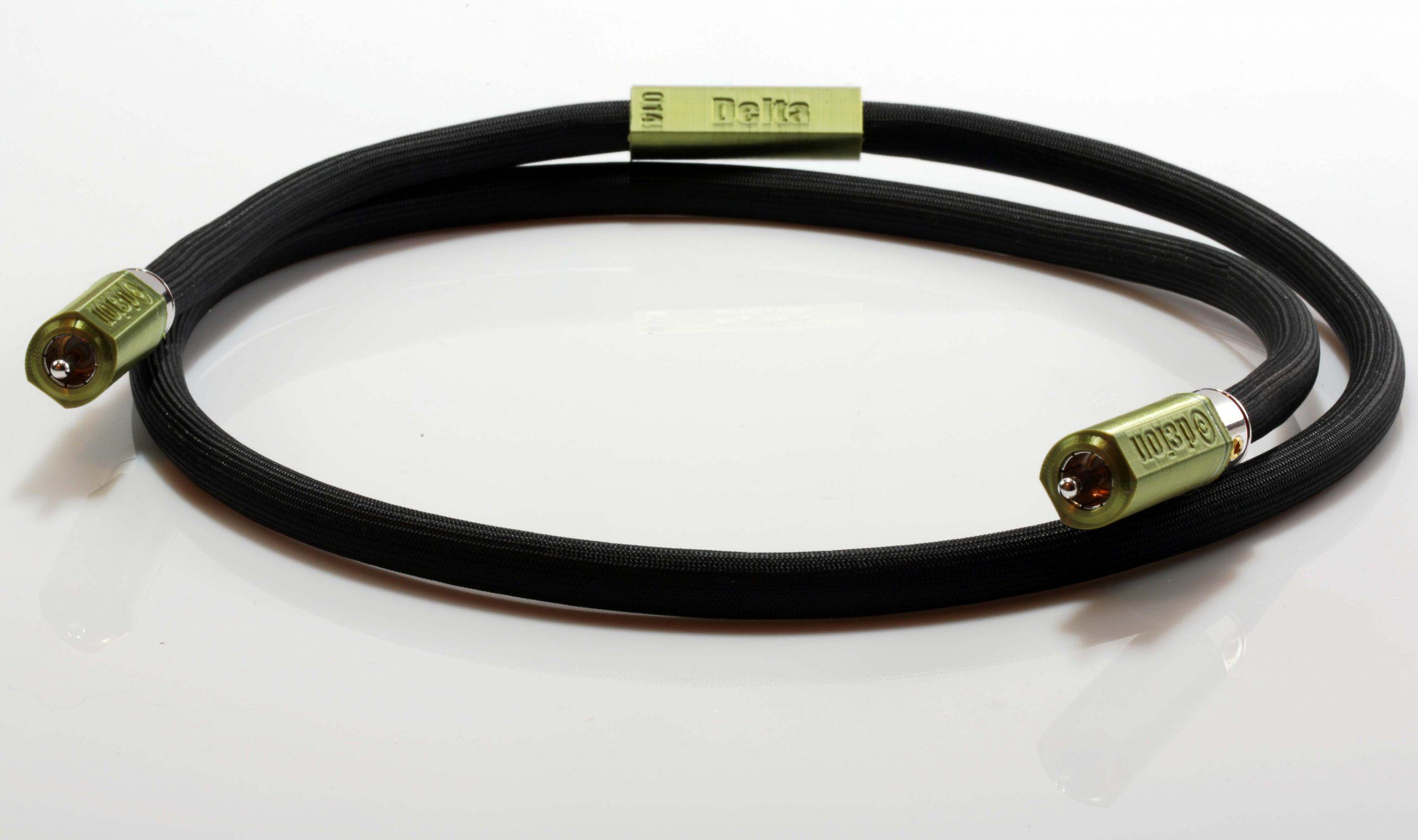 Delta Numérique SPDIF RCA Digital Odeion Cables