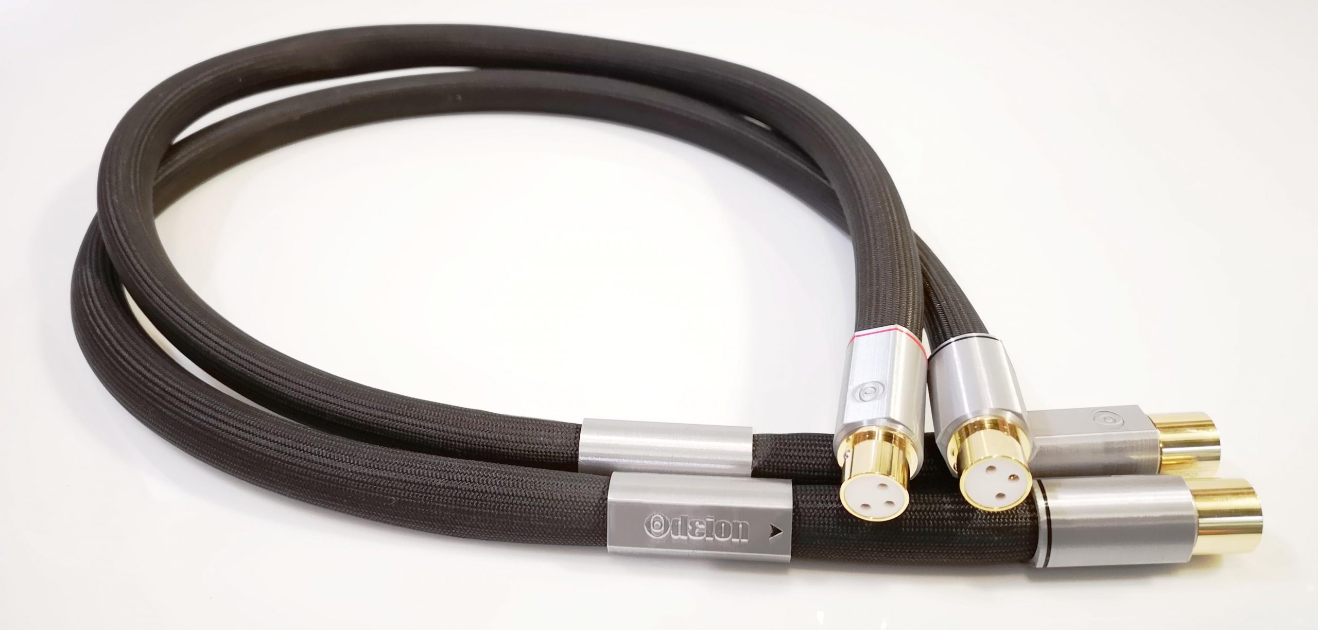 Sigma Modulation XLR interconnects Odeion Cables