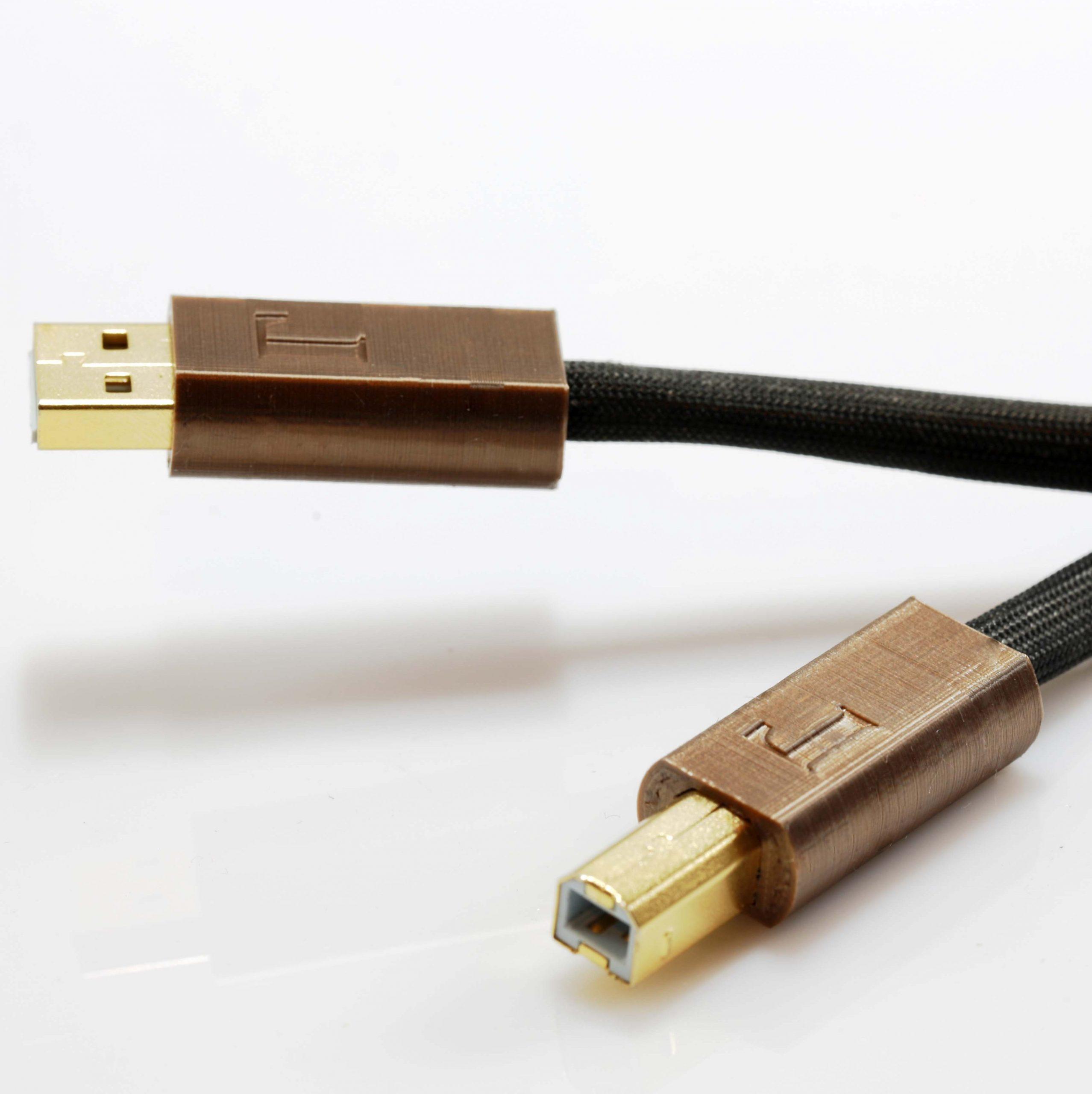 Gamma Numérique USB Digital Odeion Cables (détail)