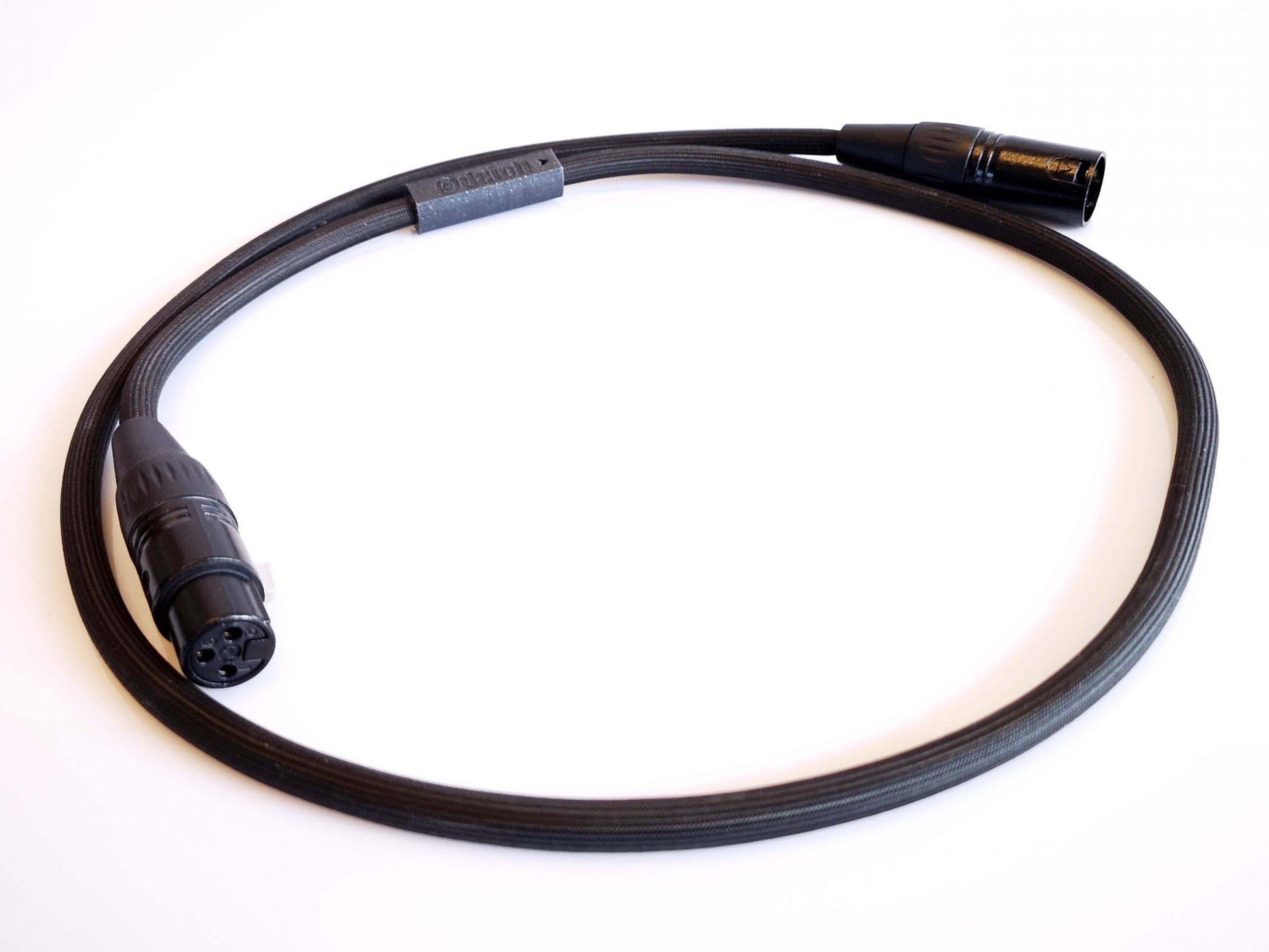 Omicron Numérique AES-EBU XLR Digital Odeion Cables