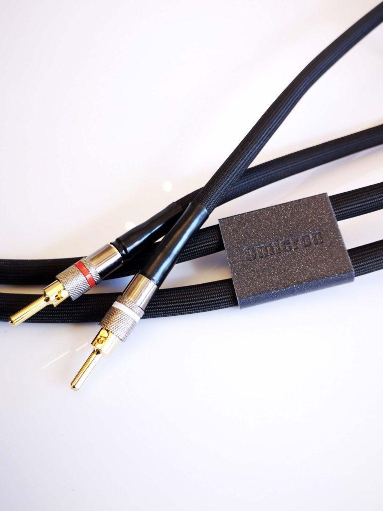 Omicron câble d'enceintes HP Speakers Odeion Cables