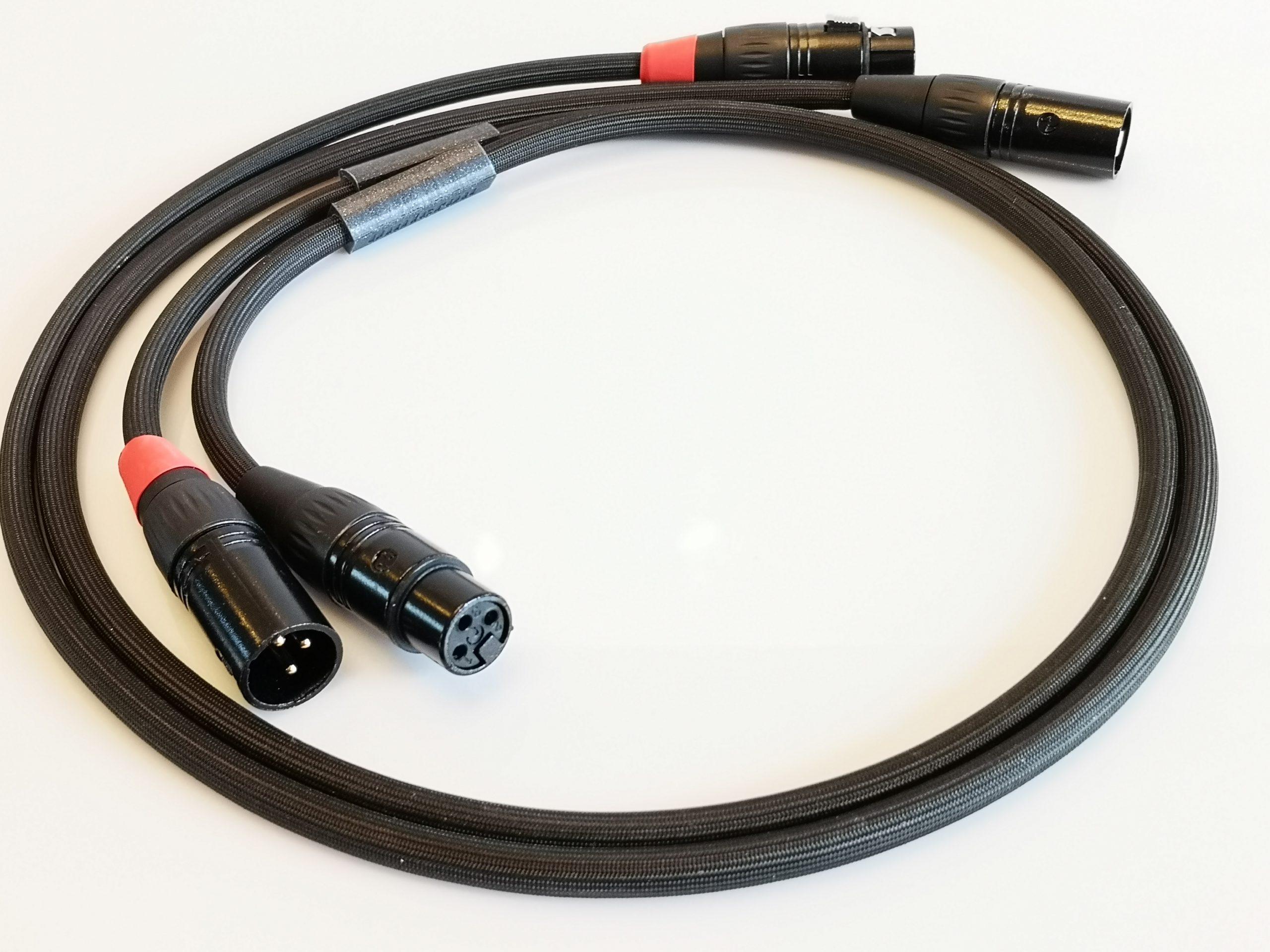 Omicron modulation xlr symétrique Odeion Cables