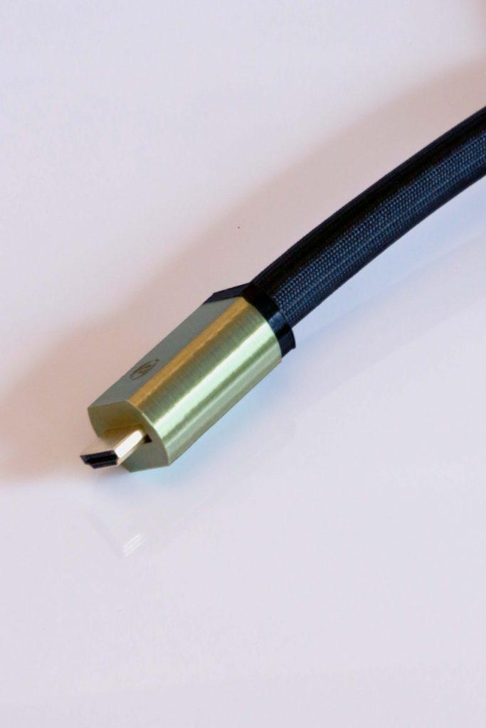 Delta Numérique HDMI Digital Odeion Cables (détail)
