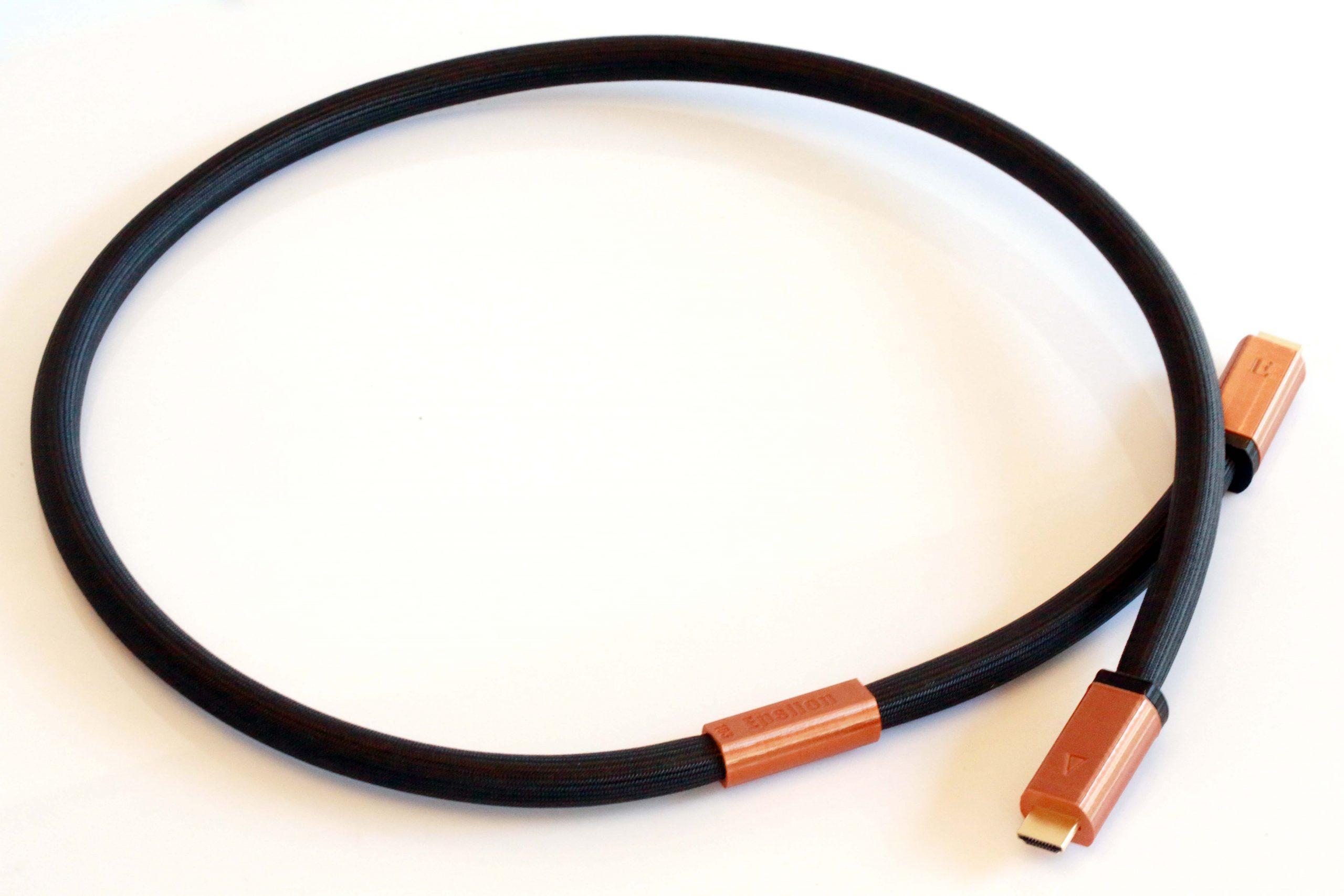 Epsilon numérique HDMI Digital Odeion Cables